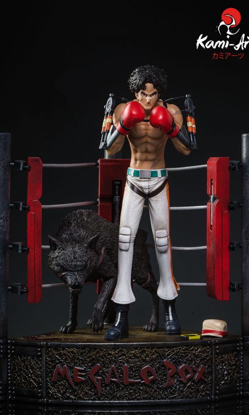 01-Kami-Megalobox-figurine-kami-arts