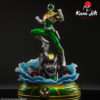 Picture 1 of the Green Ranger statue by Kami Arts