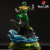 Picture 2 of the Green Ranger statue by Kami Arts