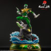 Picture 9 of the Green Ranger statue by Kami Arts
