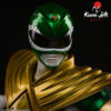 Picture 11 of the Green Ranger statue by Kami Arts