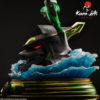 Picture 12 of the Green Ranger statue by Kami Arts