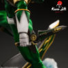 Picture 15 of the Green Ranger statue by Kami Arts